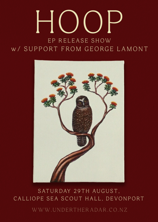 Hoop 'This Year' EP Release Show