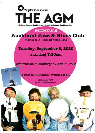 The AGM (Band)