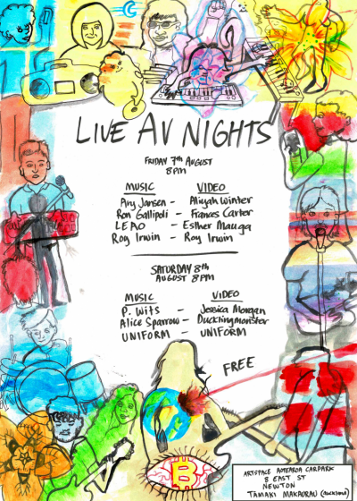 Live AV Nights