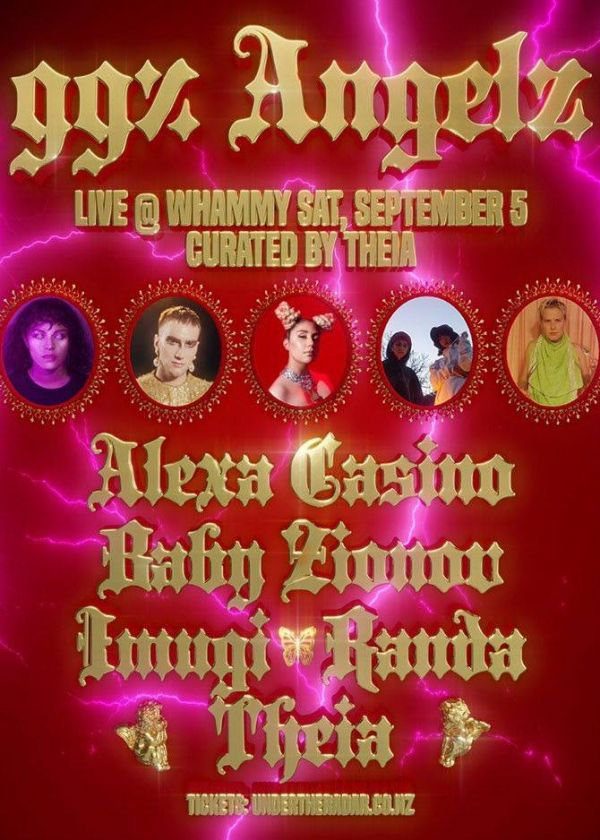 99% Angelz: Theia, Baby Zionov, Randa, Imugi, Alexa Casino - Cancelled