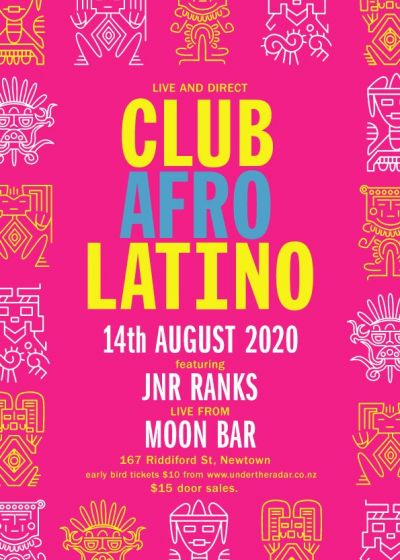 Club Afrolatin Ft Carlos Navae and Full Band