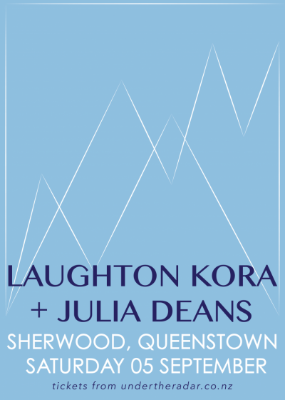 Laughton Kora & Julia Deans