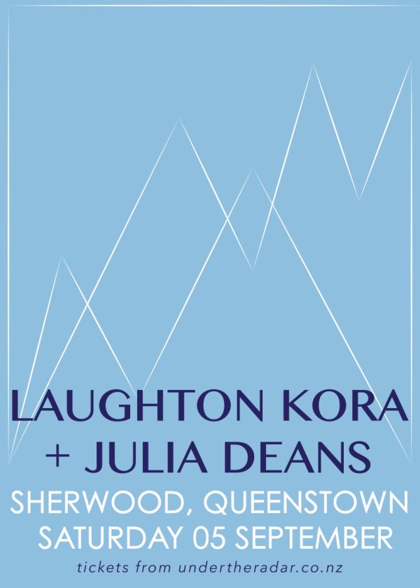 Laughton Kora & Julia Deans