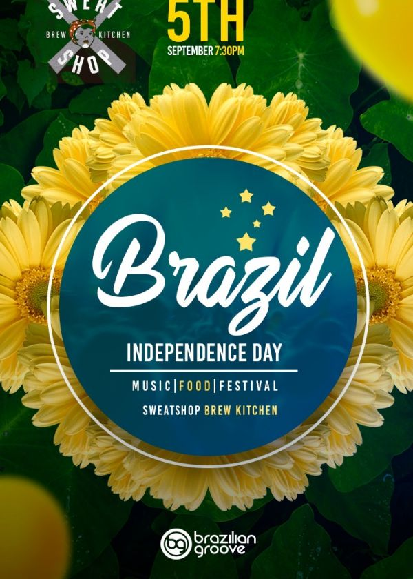 Brazil Independence Day Music | Food | Festival - Cancelled