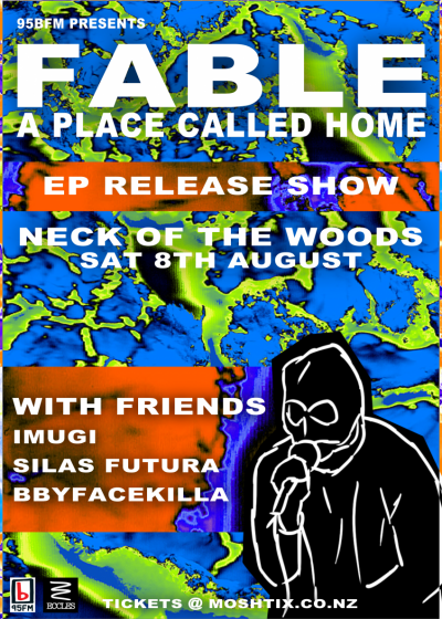 Fable - 'A Place Called Home' EP Release Show