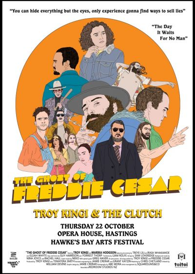 Troy Kingi - 'The Ghost of Freddie Cesar' Album Release Tour