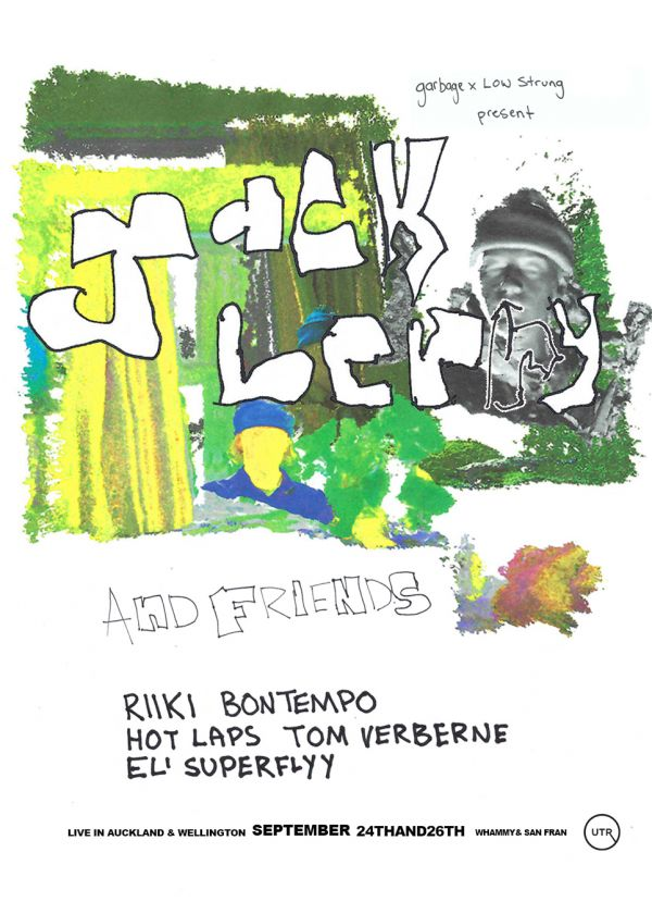 Jack Berry And Friends - Cancelled