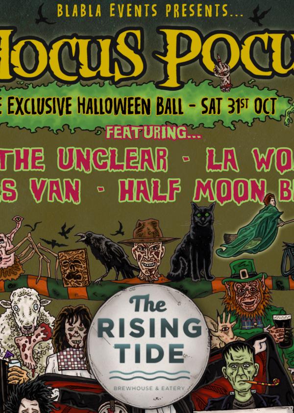 Hocus Pocus - The Exclusive Halloween Ball