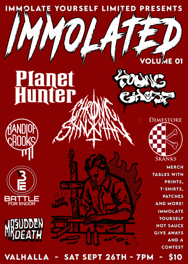 Immolated Vol 1