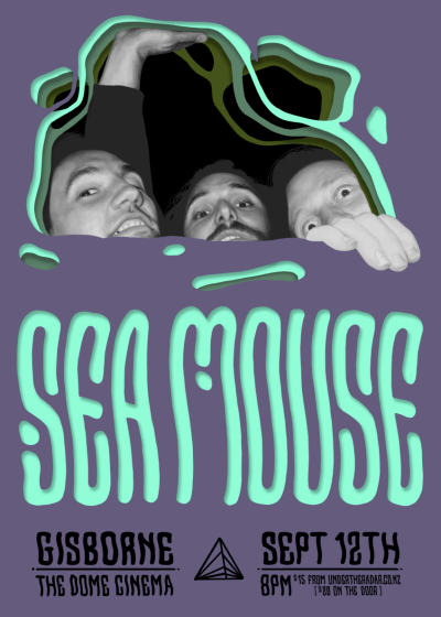 Sea Mouse Live - Cancelled