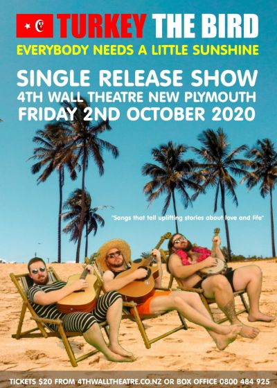 Turkey The Bird - Single Release Show