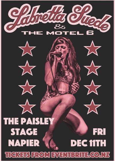 Labetta Suede And The Motel 6