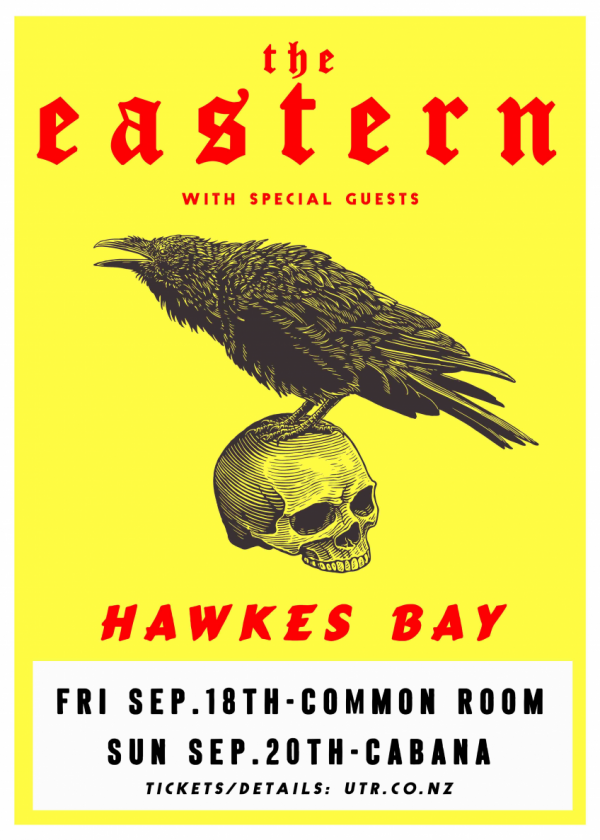 The Eastern w/ Alec Withers - Early Show