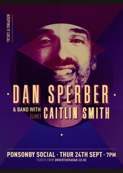 Dan Sperber And Band w/ Caitlin Smith