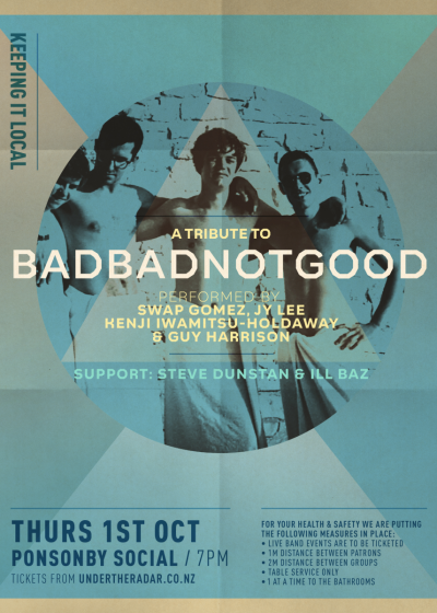 A Tribute To BadBadNotGood