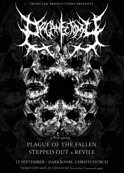 Organectomy, Plague Of The Fallen, Stepped Out, Revile