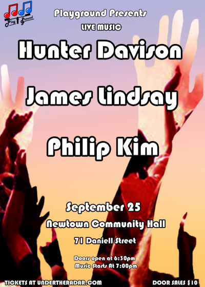 Hunter Davidson X James Lindsay X Philip Kim