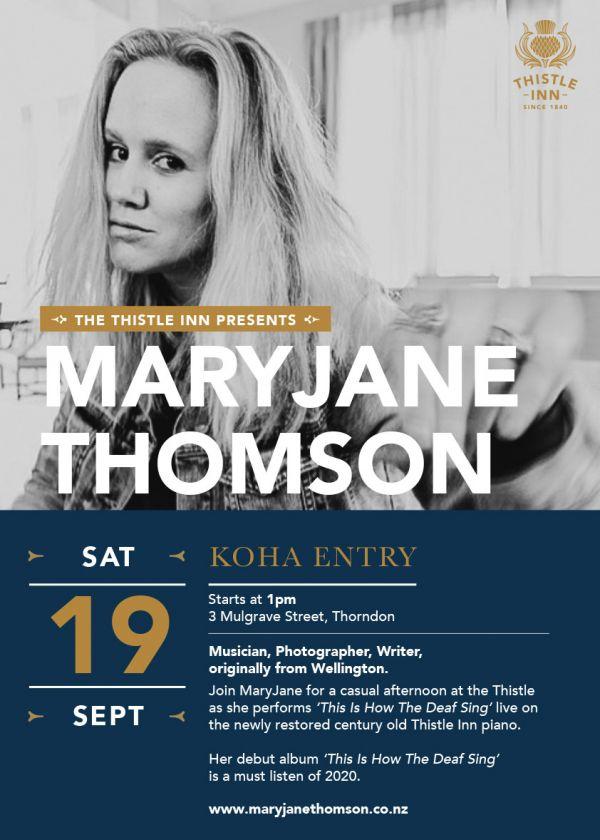 Maryjane Thomson