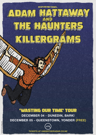 Adam Hattaway And The Haunters ~ Killergrams
