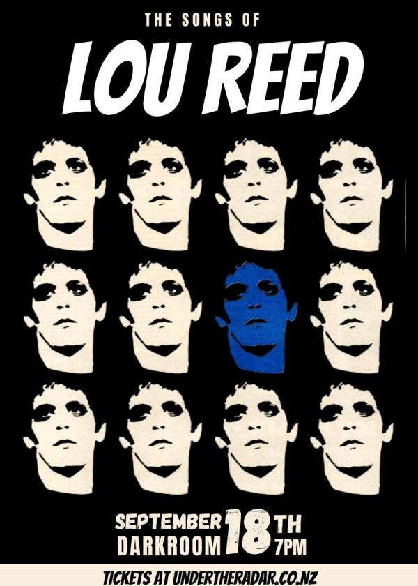 The Songs Of Lou Reed (Matinee)