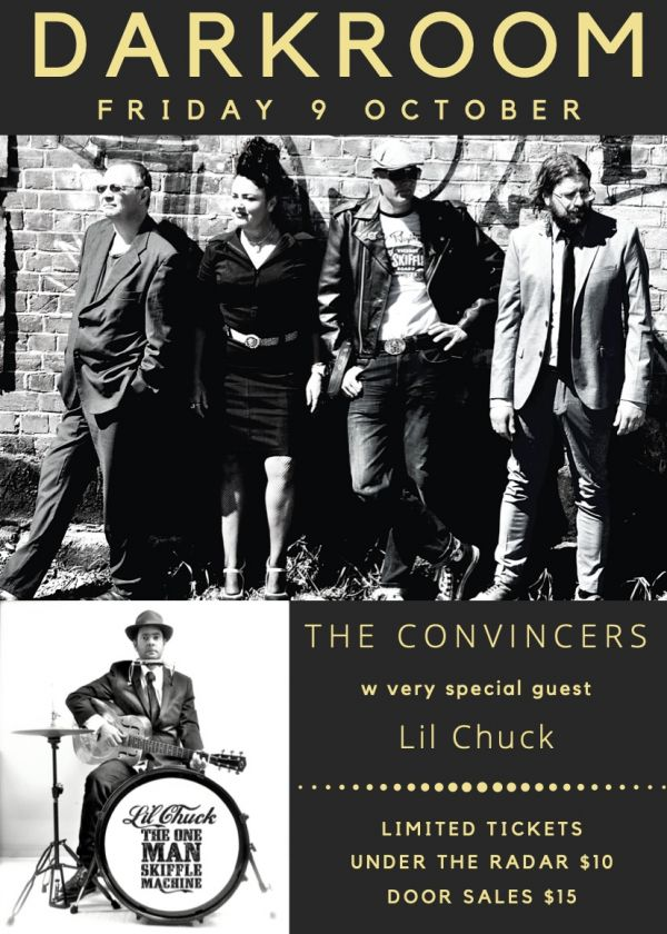 The Convincers and Lil Chuck