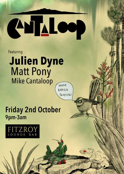 Cantaloop! feat. Julien Dyne & Matt Pony