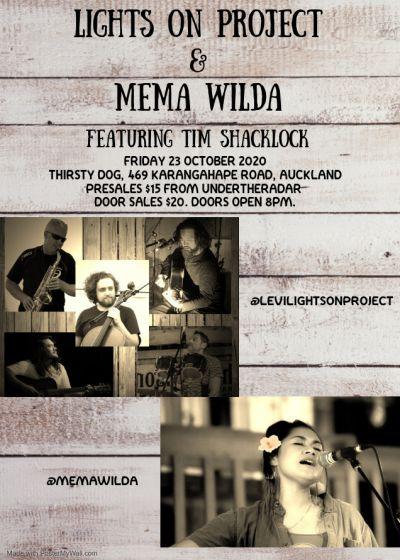 Lights On Project and Mema Wilda