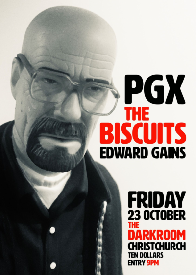 The Biscuits/Ed Gains/PGX