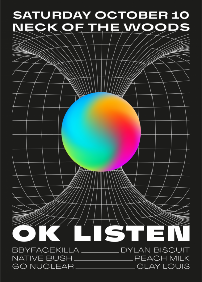 Ok Listen feat. Ghost Soundsystem