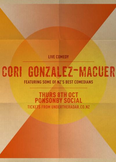 Cori Gonzalez-Macuer And Friends
