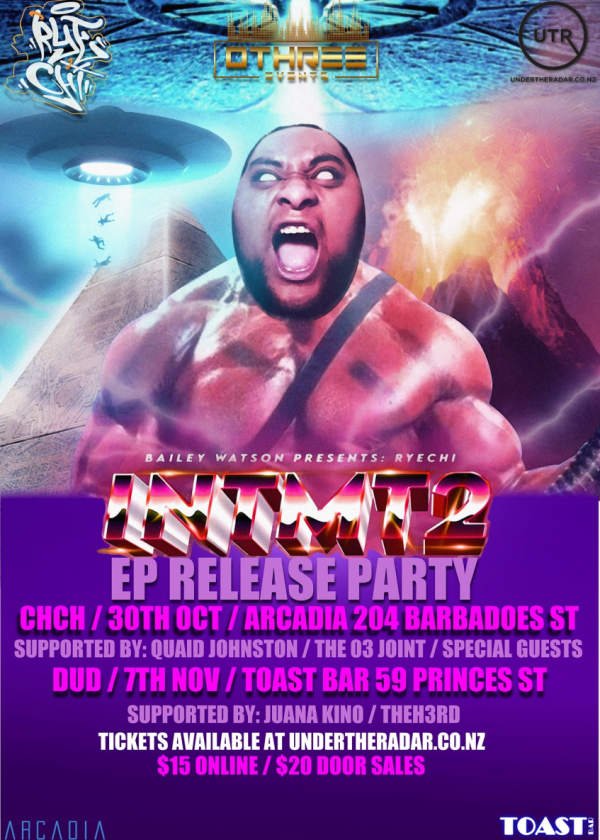 INTMT2 EP Release Party