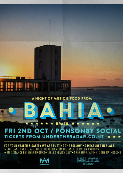 A Night Of Music And Food From Bahia