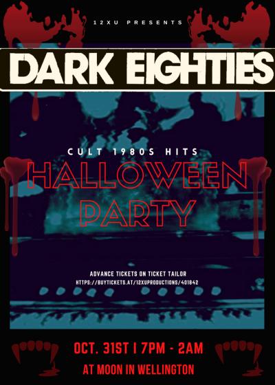 The Dark Eighties: Halloween Party