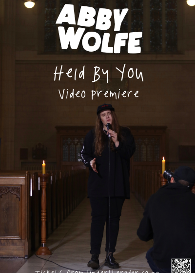 Abby Wolfe - Held By You - Video Premiere