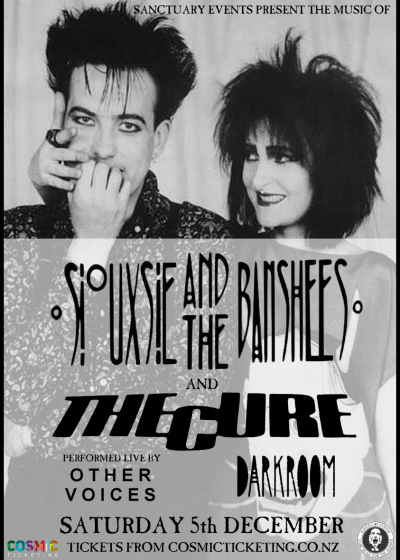 The Cure / Siouxsie - Live Tribute