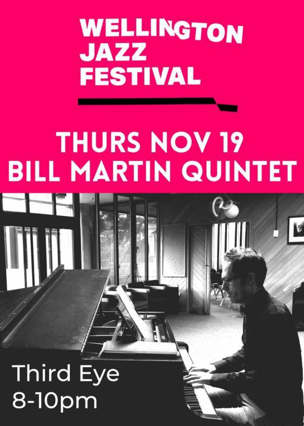 Bill Martin Quintet Featuring Geoff Culverwell And Nick Cornish