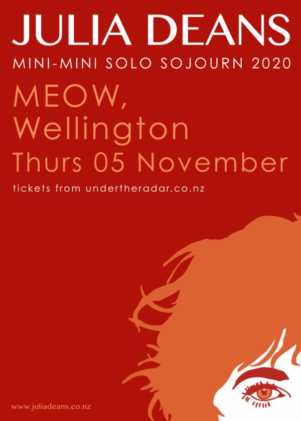 Julia Deans Mini-Mini Solo Sojourn