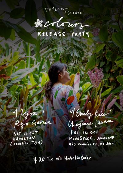 Valere + Friends ~ Album Release Party