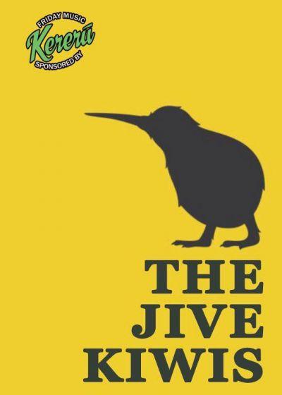 The Jive Kiwis - Funk Soul