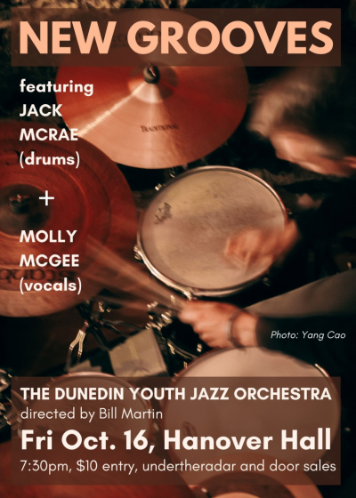 New Grooves: The Dunedin Youth Jazz Orchestra