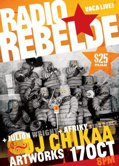 Radio Rebelde - We're Back!