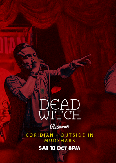 Dead Witch Relaunch
