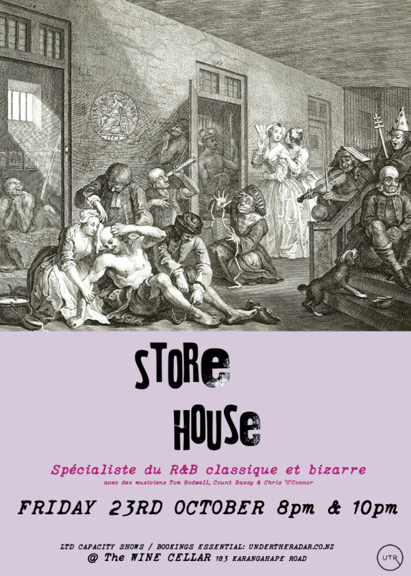 Storehouse - Friday Early Show
