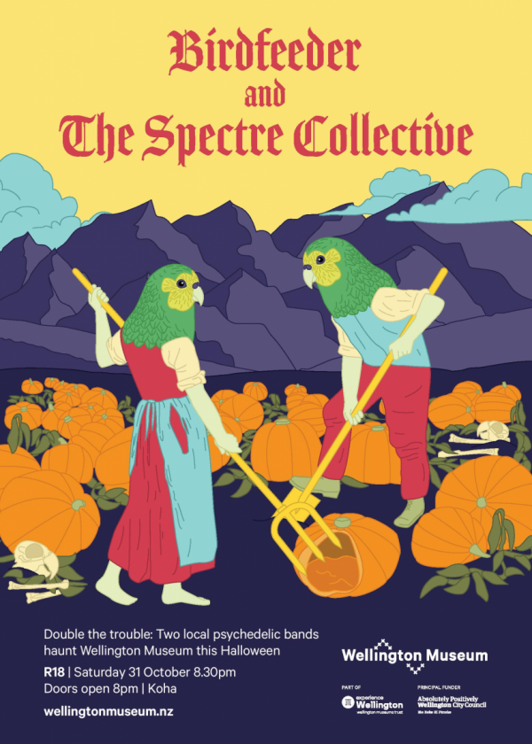 Birdfeeder And The Spectre Collective