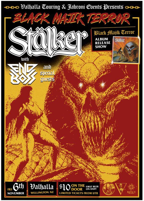 Stälker - Album Release Show