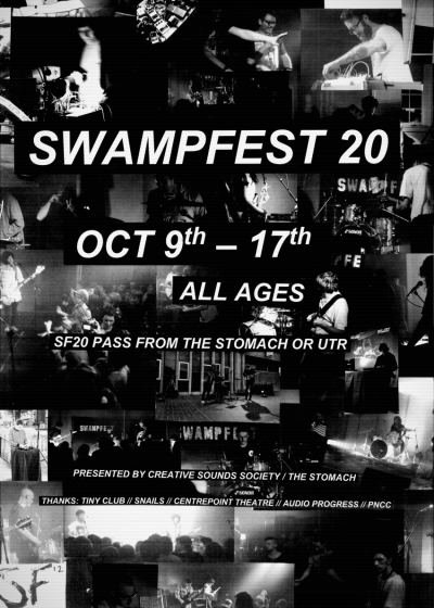Swampfest20 at Centrepoint Theatre 01