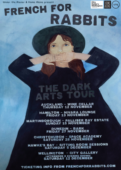 French For Rabbits 'The Dark Arts' Tour