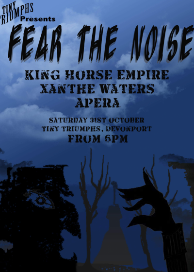Fear The Noise - Halloween With Tiny's