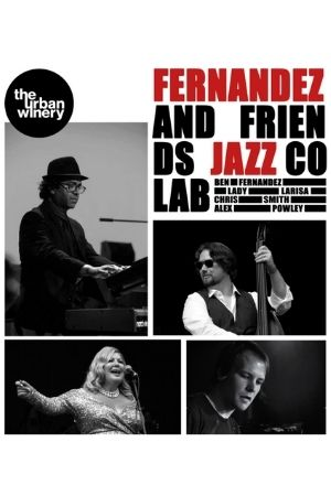 Fernandez And Friends Jazz Collab