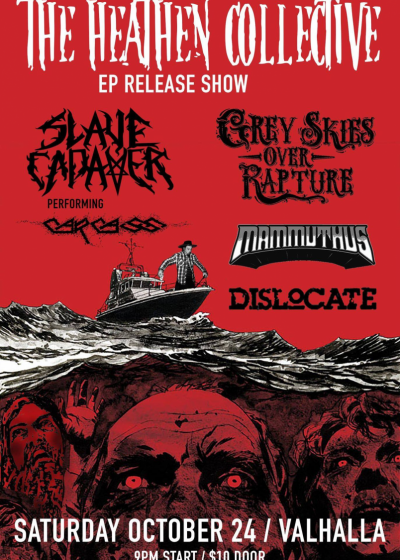 The Heathen Collective EP Release Show